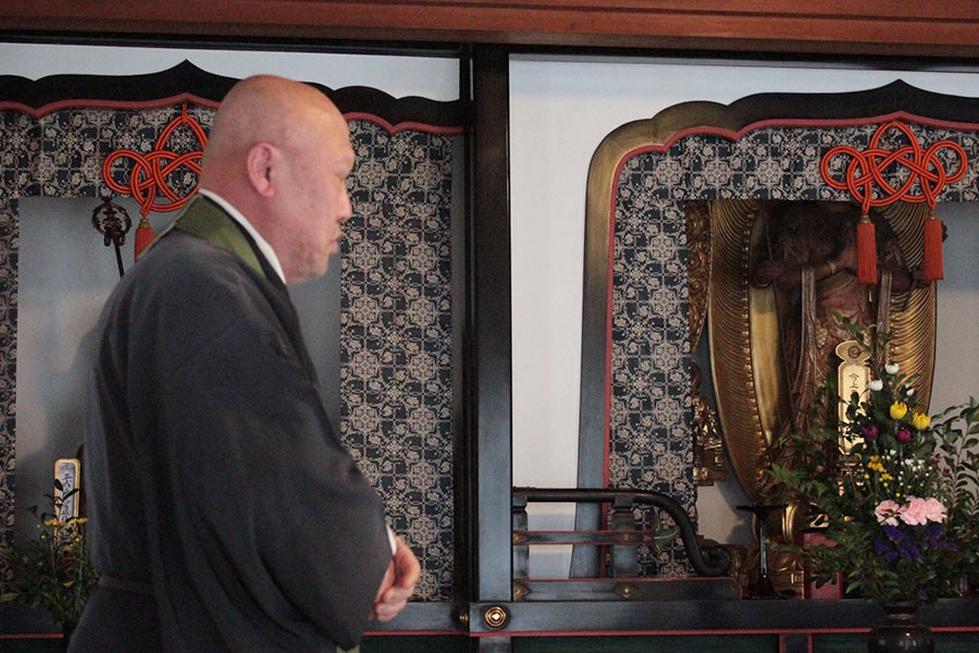 大徳寺終活セミナーの住職の法話