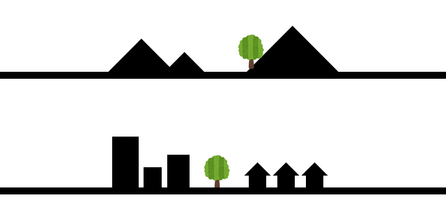 樹木葬の種類