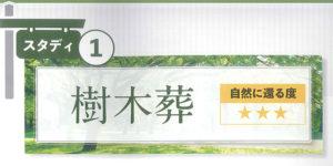 終活読本ソナエの樹木葬記事