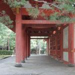 9月29日の正受院での樹木葬セミナーの日の大徳寺