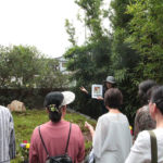 9月29日の正受院での樹木葬セミナーの見学