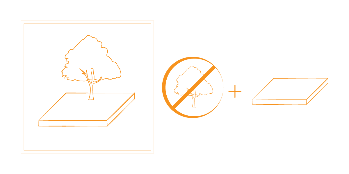 樹木葬に掛かる費用のイメージ