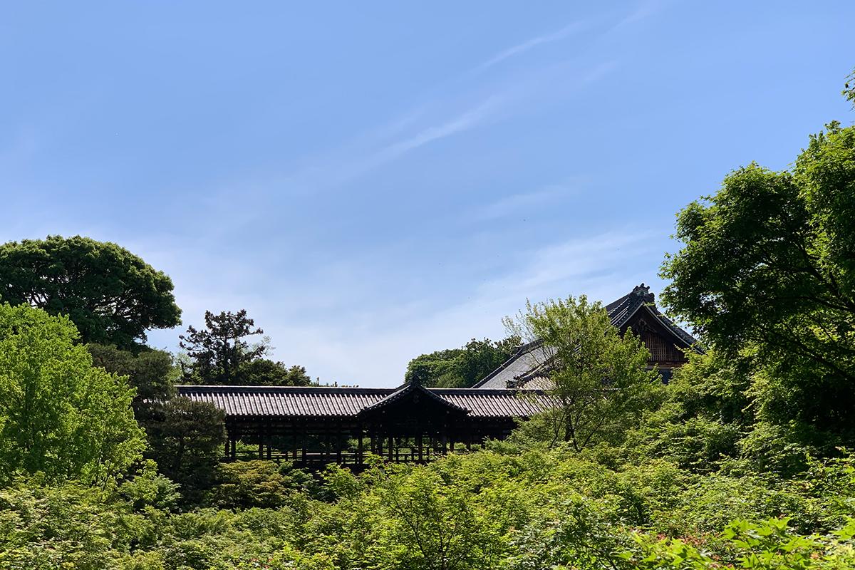 東福寺-通天橋