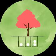樹木葬の個別埋葬のイメージ
